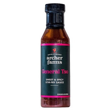 Archer Farms General Tso Stir-Fry Sauce 13.5 oz