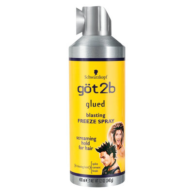 göt2b Glued Blasting Freeze Spray - 12 oz