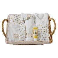 Burt's Bees Baby Burts Bees Baby Newborn 5pc Gift Set Cloud 0-3 M