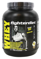 Fighter Diet - Whey Protein Vanilla - 32 oz.