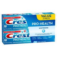 Crest Pro-Health Whitening Toothpaste, Fresh Clean Mint, 12 oz