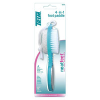 Trim Neat Feet 4 in 1 Foot Paddle