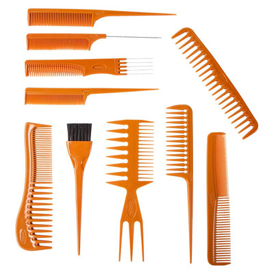 Evolve SLEEK BONE COMB SET