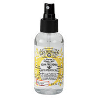 J.R. Watkins Lemon Scented Room Freshener 4 oz