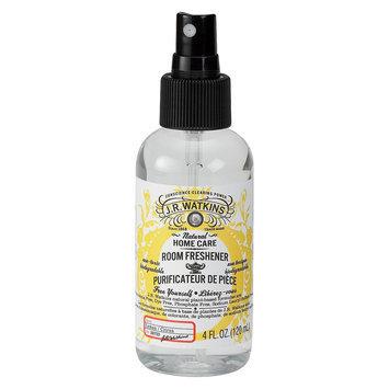 J.R. Watkins Lemon Scented Room Freshener 4 oz