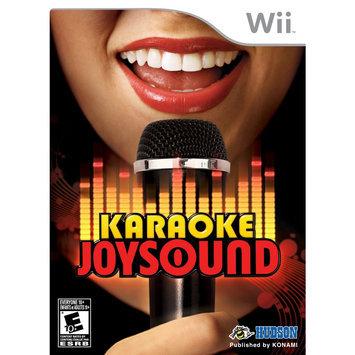 Konami Digital Entertainment Konami 25126 Karaoke Joysound Bundle for Wii