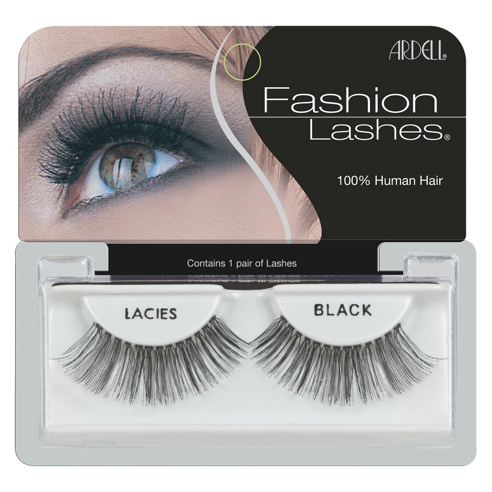Ardell Fashion False Eyelashes - Black Lacies