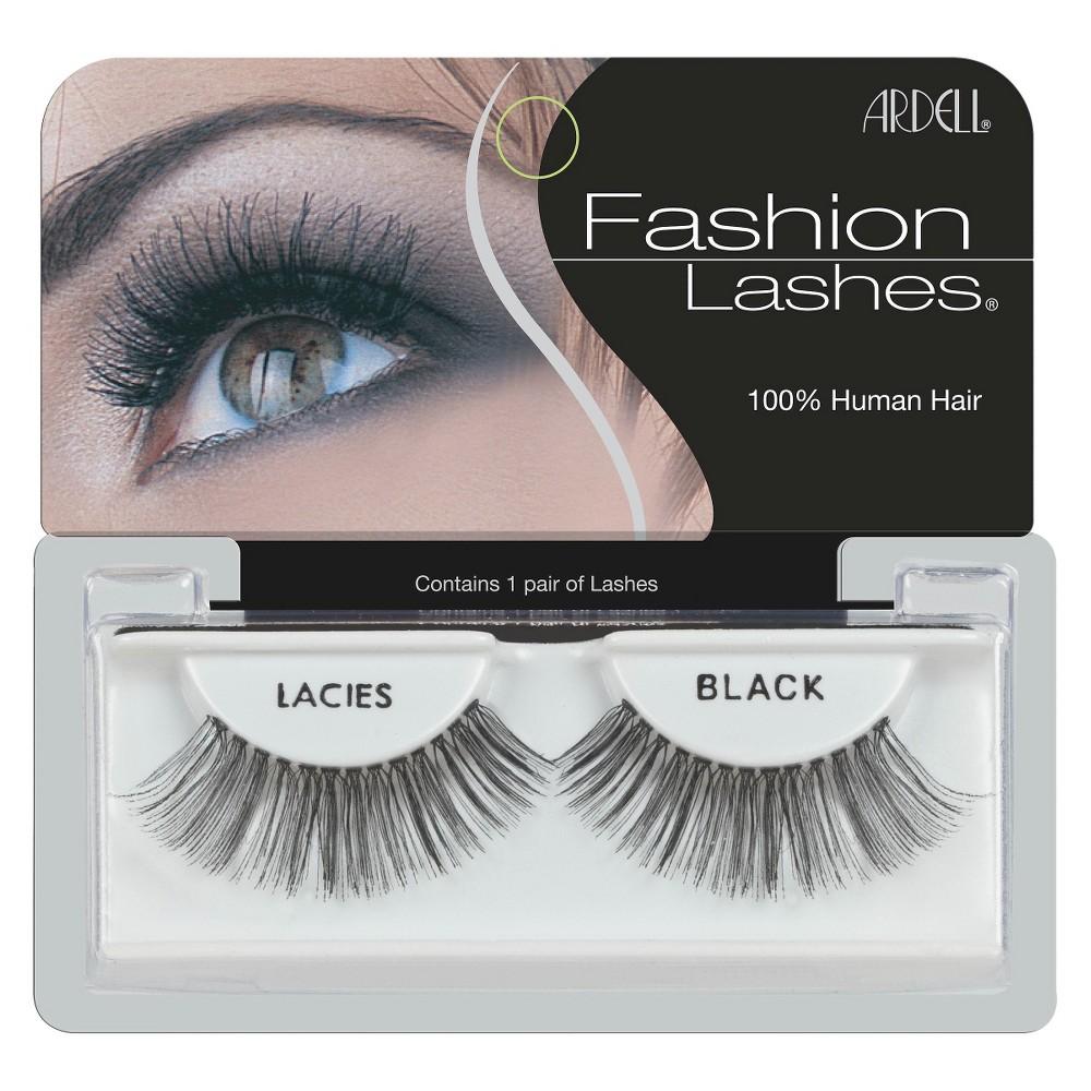 Ardell Fashion False Eyelashes - Black Lacies