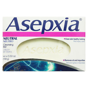 Asepxia Neutral Cleansing Bar Soap 4 oz
