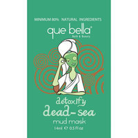 QUE BELLA 15G DEAD SEA MUD MASK