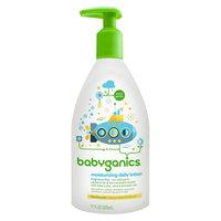 Babyganics Moisturizing Daily Lotion, Fragrance Free - 11oz Pump Bottle