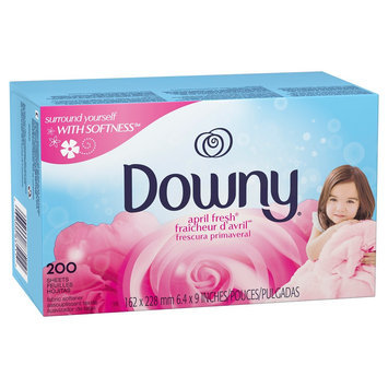 Downy April Fresh Scent Dryer Sheets 200 Count