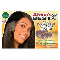 Africa's Best Africas Best Reg No Lye Relaxer Kit