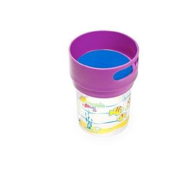 Munchie Mug Snack Cup - 16 OZ. Purple []