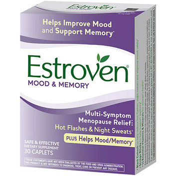 Estroven Plus Mood & Memory Menopause Supplement
