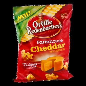 Orville Redenbacher's Farmhouse Cheddar Cheese Gourmet Popcorn