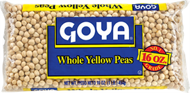 Goya® Whole Yellow Peas