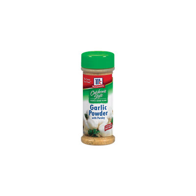 McCormick® California Style Garlic Powder with Parsley