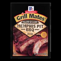McCormick® Grill Mates® Slow & Low Memphis Pit BBQ Rub