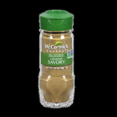 McCormick Gourmet™ Savory, Ground