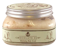 Chocolate Sun Cocoa Gardenia Body Scrub