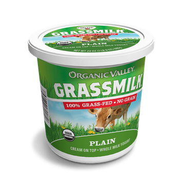 Organic Valley® Plain Grassmilk Yogurt