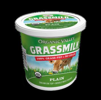 Organic Valley® Plain Grassmilk Yogurt