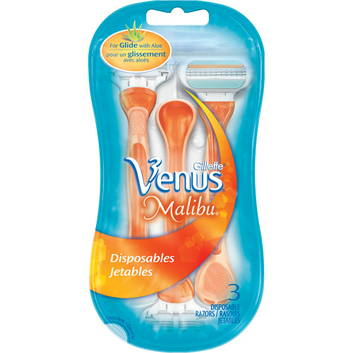 Venus Malibu Disposable Razors