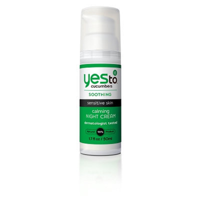 Yes to Cucumbers Soothing Calming Night Cream