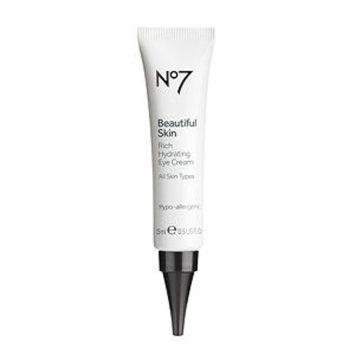 Boots No7 Beautiful Skin Rich Hydrating Eye Cream