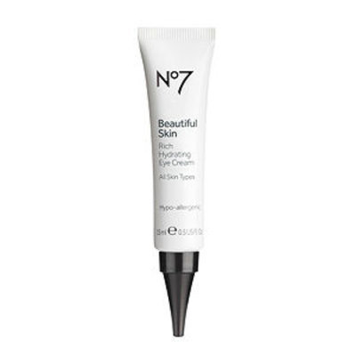 Boots No7 Beautiful Skin Rich Hydrating Eye Cream