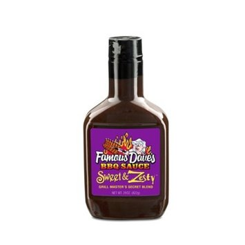 Famous Dave's Sweet & Zesty Barbeque Sauce 29 oz