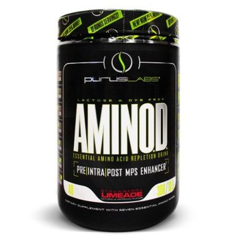 Purus Labs AminOD, Strawberry Limeade, 100 Servings