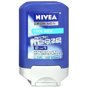Nivea for Men Artic Freeze 2 in 1 After Shave & Gel Moisturizer