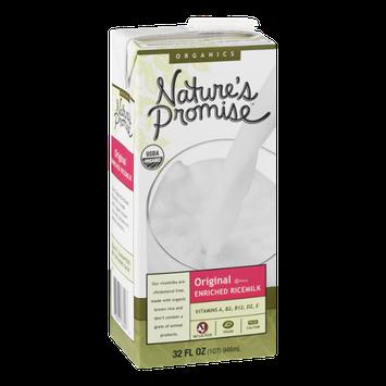 Nature's Promise Organics Original Enriched Ricemilk