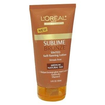 L'Oréal Sublime Bronze Self-Tanning Lotion