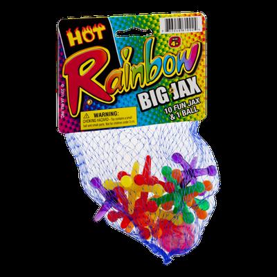 Hot Rainbow Age 4+ Big Jax