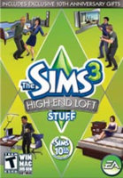 Electronic Arts The Sims 3 High-End Loft Stuff