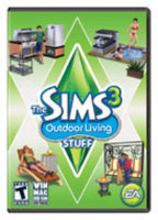 Electronic Arts The Sims 3 Outdoor Living Stuff Expansion Pack (Win/Mac)