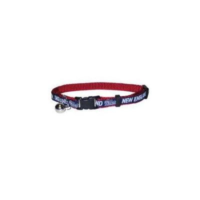 Ahi New England Patriots Cat Collar