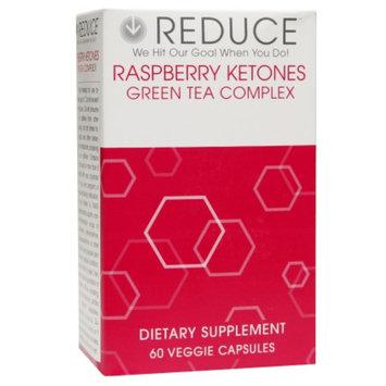 Creative Bioscience Reduce Raspberry Ketones Green Tea Complex, Veggie Capsules