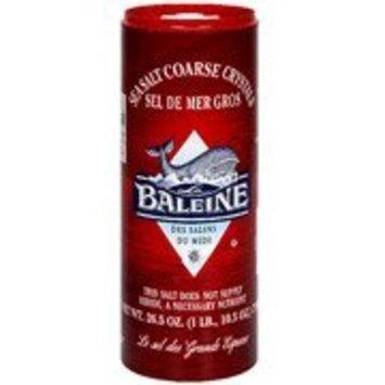 La Baleine Sea Salt, Coarse 26.5 oz. (Pack of 12)