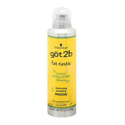göt2b Fat-Tastic Thickening Plumping Mousse
