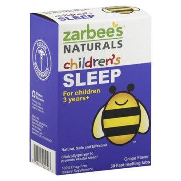 Zarbee's Naturals Children's Sleep Grape Chewables - 30 Count