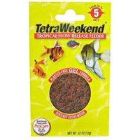 Tetra 77020 TetraWeekend Feeder (5 days), 1-Pack, 12-Gram