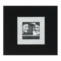 MCS Graduation Expressions Top-Load Scrapbook - Black (8x8