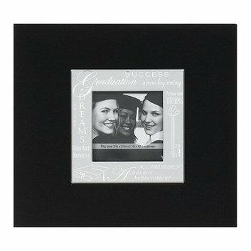 MCS Graduation Expressions Top-Load Scrapbook - Black (8x8