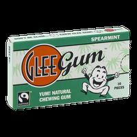 Glee Gum Pieces Spearmint - 16 CT