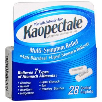 Kaopectate Multi-Symptom Relief Coated Caplets, 28 ea