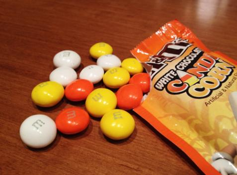 M&M'S® Candy Corn